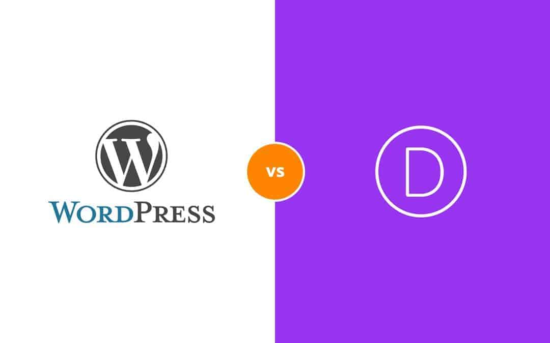 WordPress og Divi