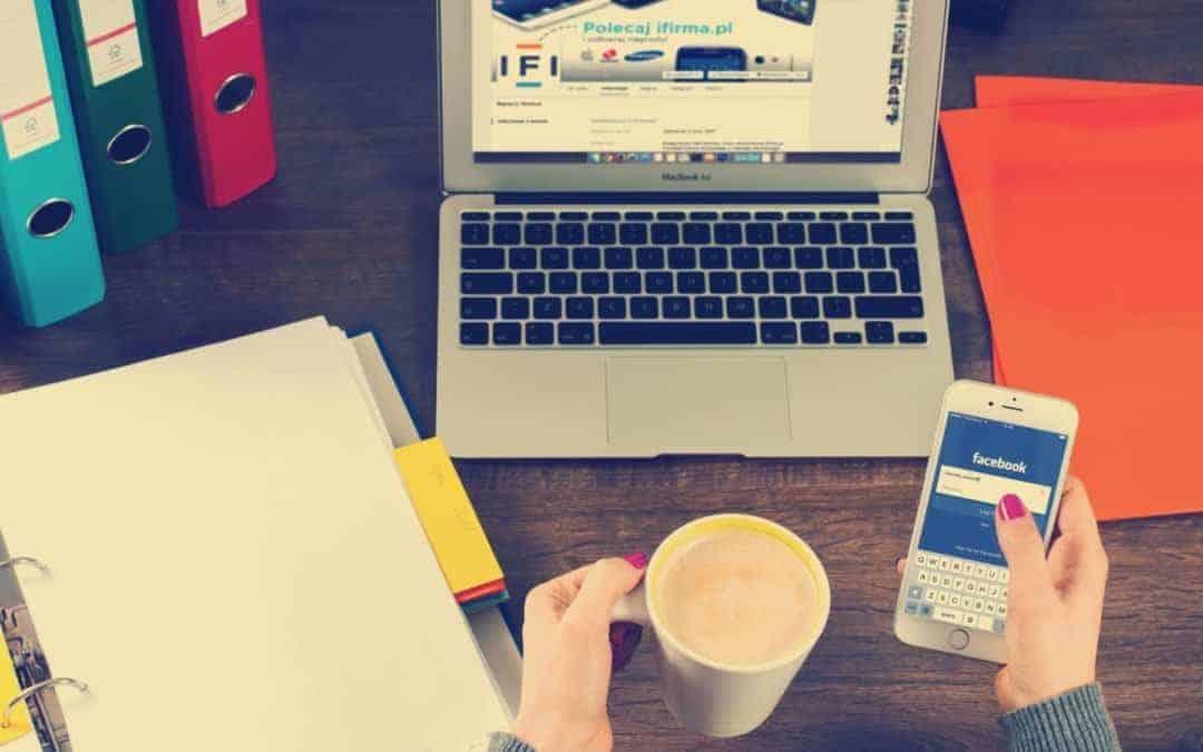 Hvorfor hjemmeside og Facebook annoncering?